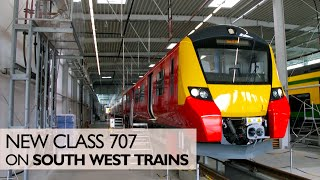 Download New South West Trains Class 707 Video