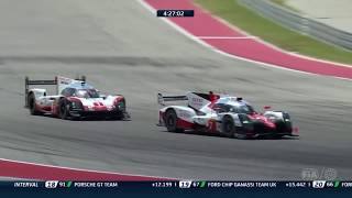 Download One of the best LMP1 battles in FIA WEC history - A. Lotterer vs. J.M. Lopez | FIA WEC 6H COTA 2017 Video