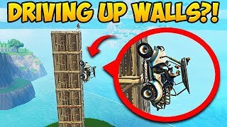 Download *NEW* GOLF KART TRICK! - Fortnite Funny Fails and WTF Moments! #256 (Daily Moments) Video