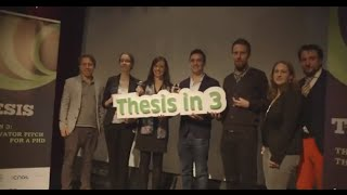 Download Thesis in 3 National Final 2014 Video