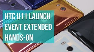 Download HTC U11 extended hands-on Video