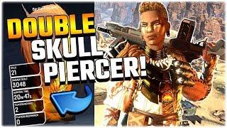 Download Double Skullpiercer!! (Apex Legends PS4) Video