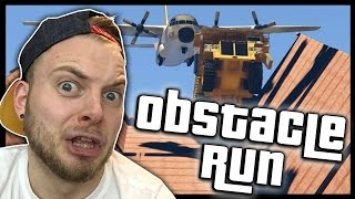 Download SquiddyPlays - GTA V RACES! - OBSTACLE RUN! Video