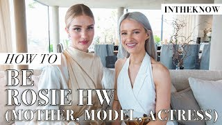 Download How to Balance Motherhood, Hollywood and Business Successfully | with Rosie Huntington-Whiteley Video