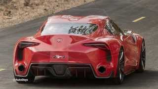 Download 2014 Toyota FT 1 Concept Interior and Exterior Video