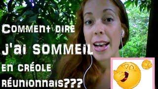 Download La plus belle expression pour dire «j'ai sommeil» est Réunionnaise! Video
