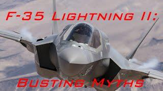 Download F-35 Lightning II: Busting Myths - Episode 1 Video