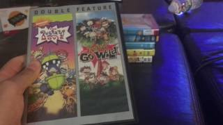 My nickelodeon/nick Jr vhs collection Free Download Video
