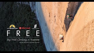 Download FREE - Big Wall Climbing in Yosemite with Jorg Verhoeven and Katha Saurwein Video