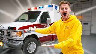Download WE BOUGHT AN AMBULANCE! (New RV) Video