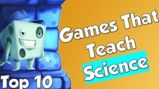 Download Top 10 Games That Teach Science Video