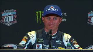 Download NASCAR at Indianapolis Motor Speedway, August 2017: Kasey Kahne post race Video