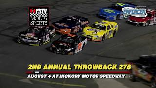 Download RACE REWIND: #Throwback276 Late Model Stock Portion - August 4, 2018 - Hickory Motor Speedway Video