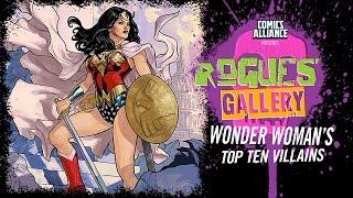 Download 10 Best Wonder Woman Villains - Rogues' Gallery Video