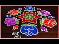 Download Latest Rangoli Art | 15-8 Middle | Easy Rangoli Designs | Sankranthi Muggulu | T. M. Video