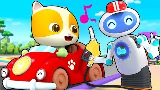 Download Magical Robot Gas Pumper | Doctor Cartoon, Police Truck | Kids Cartoon | Kids Cartoon | BabyBus Video