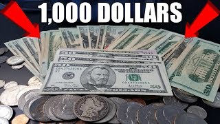 Download MONEY FOUND IN ABANDONED HOUSE! CACHE OF $1000 DOLLARS FOUND EXPLORING ABANDONED HOUSE! Video