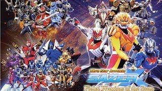 Kids Central Men in Tights (Gransazers/Masked Rider/Power Rangers