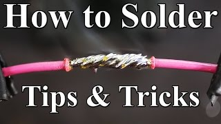 Download How to Solder Wires Together (Best tips and tricks) Video