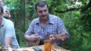 Download Georgian Folk Music from Sighnaghi Video