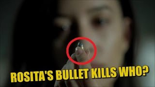 Download The Walking Dead Season 7 Episode 8 Potential Spoilers Rosita's Bullet Kills Who? Video