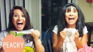 Download Surprise Pregnancy Announcements That Will Make You SCREAM Video