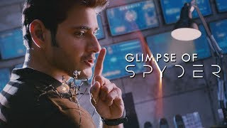 Download Glimpse Of SPYDER | Mahesh Babu | A R Murugadoss | Rakul Preet Singh | Harris Jayaraj Video