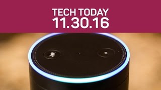 Download Amazon to release a premium Echo, Cyber Monday kills it (Tech Today) Video