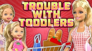 Download Barbie - The Trouble with Toddlers | Ep.51 Video