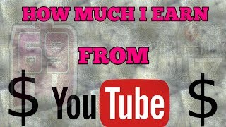 Download How much I earn from YouTube with 13k Subscribers Video