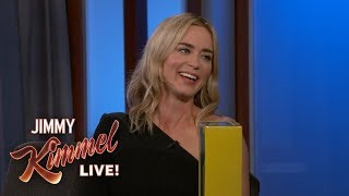 Download Emily Blunt on Daughter's Reaction to Mary Poppins Video