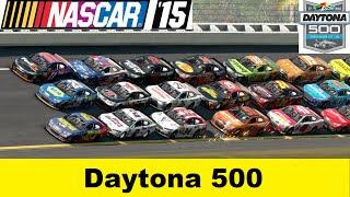 Download NASCAR '15 (Season 1) - Race 1/36 - Daytona 500 Video