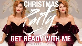 Download CHRISTMAS PARTY GET READY WITH ME! | Wonderful You Ad Video