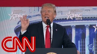 Download President Donald Trump speaks at CPAC Video