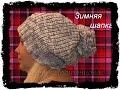 Download Как связать зимнюю, женскую шапку спицами !!! Video