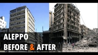 Download Aleppo , Before and After War Video