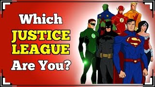 Download Which JUSTICE LEAGUE Superhero Are You? Video