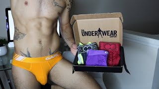 Download MODELING SOME UNDERWEAR! | Tommy 2327 Video