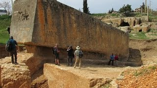 Download Baalbek In Lebanon: The Largest Known Megalithic Stone In The World Video