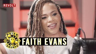 Download Faith Evans | Drink Champs (Full Episode) Video