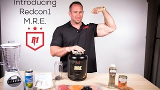 Download Introducing Redcon1 MRE - Whole food meal replacement Video