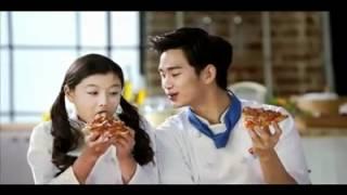 Download [NG Domino pizza] Kim Soo Hyun & Kim Yoo Jung Video