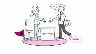 Download Le Dossier Professionnel DP en 10 points - Vidéo pédagogique dessinée Video