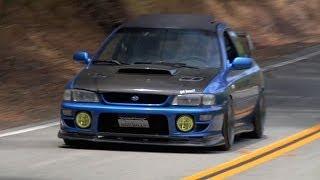 Download Subaru R-STi - JDM vs USDM: A Friendly Rivalry - /TUNED Video