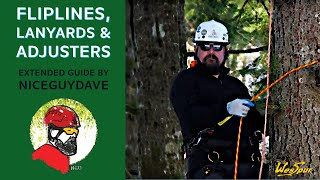 Download Guide to Fliplines / Lanyards and Adjusters in Tree Climbing Video