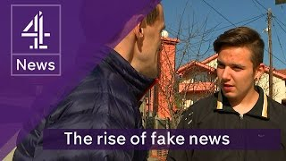 Download How fake news from Macedonia affected the US Presidential Election 2016 Video