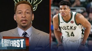 Download Chris Broussard lists 3 reasons why there's pressure on Giannis   NBA   FIRST THINGS FIRST Video