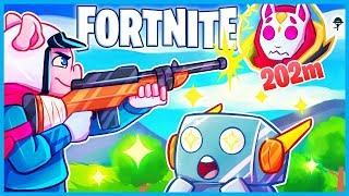 Download PRO Says I'm *CHEATING* bc of THESE SNIPES in Fortnite: Battle Royale! (Fortnite Funny Moments) Video