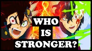 Download Asta vs. Yuno – WHO WOULD WIN?! (Black Clover Power Scaling Asta vs Yuno – Who Is Stronger?) Video