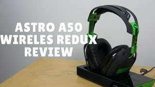 Download Astro A50 Wireless Redux Review: New Software Update Video